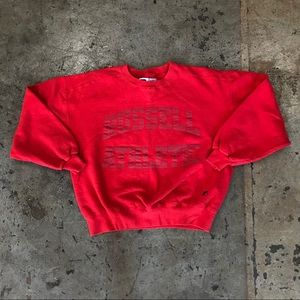 VINTAGE 90s RUSSELL ATHLETIC PULLOVER SWEATSHIRT